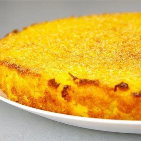 Тыквенный пирог - просто восторг! без масла, муки и яиц!