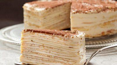 """Торт """"kрепвиль"""". это самый вкусный торт в мире"""