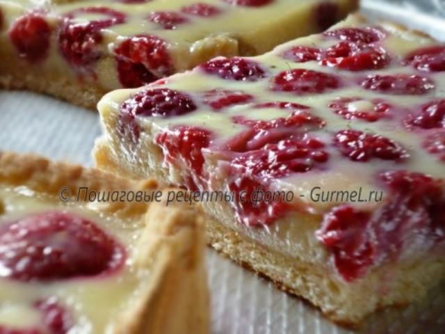 Восхитительный ягодный тарт