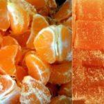 Лучшее угощение на Новый год — Мандариновый мармелад