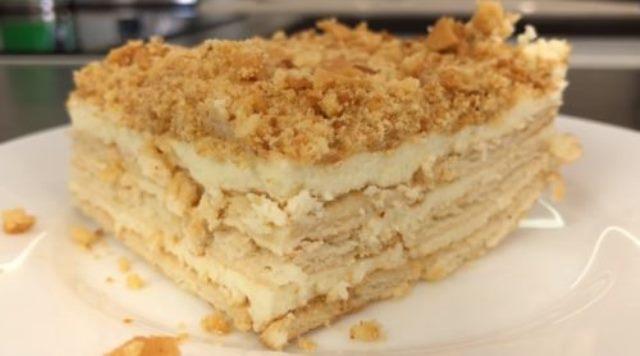 Торт с секретом без выпечки: пальчики оближешь - все кто пробовал, потом выпрашивали рецепт.