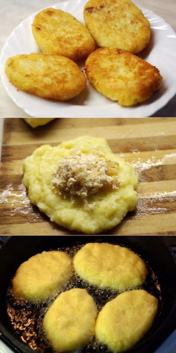 Картофельные котлеты с курицей - частый гость на нашем столе. Уходят первыми всегда. Легкие и готовятся быстро.