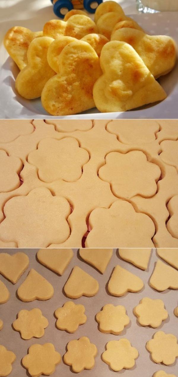 Картофельное печенье! Выпечка, КОТОРАЯ СРАЗУ СТАНЕТ ФАВОРИТОМ ТВОЕЙ СЕМЬИ!
