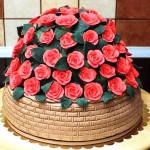 торт из мастики фото