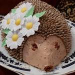 Торт без выпечки Шоколадный еж