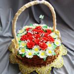 торт на юбилей фото