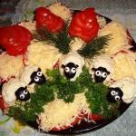 помидоры с сыром фото