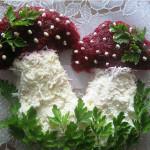 салат с грибами рецепт с фото