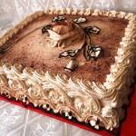 заварной медовый торт фото
