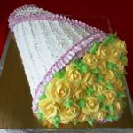 торт Букет роз рецепт фото