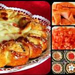 пирог с семгой и овощами рецепт с фото