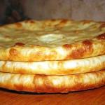 осетинские пироги с мясом фото