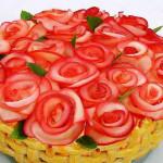 тыквынный торт рецепт с фото