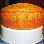 бисквит на лимонаде рецепт с фото