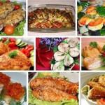9 рецептов вкусных рыбных блюд фото
