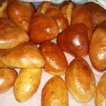 пирожки с капустой луком и грибами фото