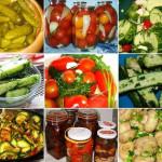 Рецепты засолок с фото