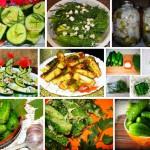 лучшие заготовки из огурцов рецепт с фото