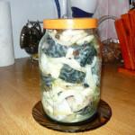 маринованная скумбрия рецепт с фото
