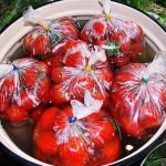 рецепт помидоров засоленных в пакетах фото