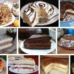 10 вкуснейших домашних тортов фото