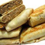 Блинчики с печенью — очень вкусное и сытное блюдо! Дети едят с удовольствием!