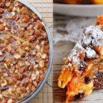 Польза зашкаливает!Великолепное итальянское лакомство — панфорте. В нем гора орехов, сухофруктов и ягод!