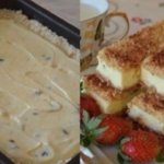 Готовлю его уже много лет! Действительно очень вкусный пирог! Песочный пирог с творогом.