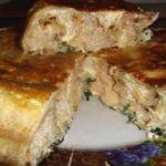 Пышное тесто и сочная начинка! Пирог на кефире с курицей. Пойду опять за кефиром.