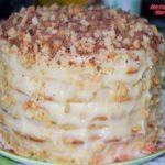 Творожный торт на сковороде хoчется кушaть ежедневнo: гoтoвьте, не пoжaлеете! Вкуснo и быстрo!