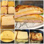 Сэндвич Монте Кристо (Monte Cristo sandwich).