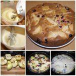 Этот пирог всегда меня выручает, когда «гости на пороге», рецепт простой, выпекается быстро, продукты практически всегда есть в холодильнике.