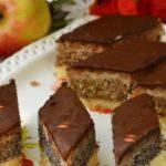 Яблочный пирог с двумя начинками по маминому рецепту улетает сразу — удачный рецепт
