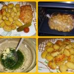 Картофель к праздничному столу делаю на все наши семейные торжества. Приготовление простое, но очень вкусно! Стоит попробовать!