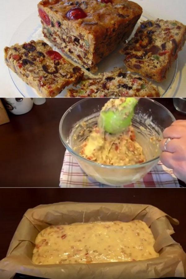 Если муж начинает невыносимо ныть, готовлю такой кекс. На все случаи жизни.