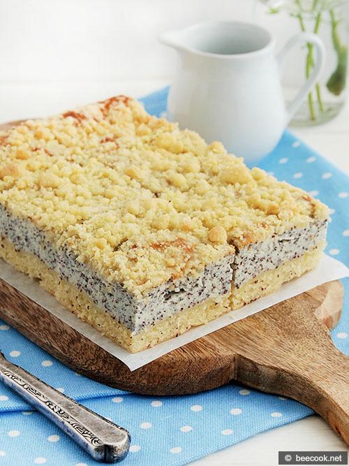 Самая вкусная выпечка в мире! Такой вкуснятины Вы точно не пробовали! Пирог с творогом и маком не успевает остыть.