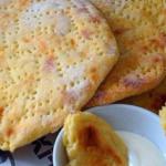 Финские картофельные лепёшки — очень вкусное блюдо! Попробуйте!