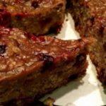 Овсяный пирог с бананами и ягодами. Забыть этот вкус невозможно!