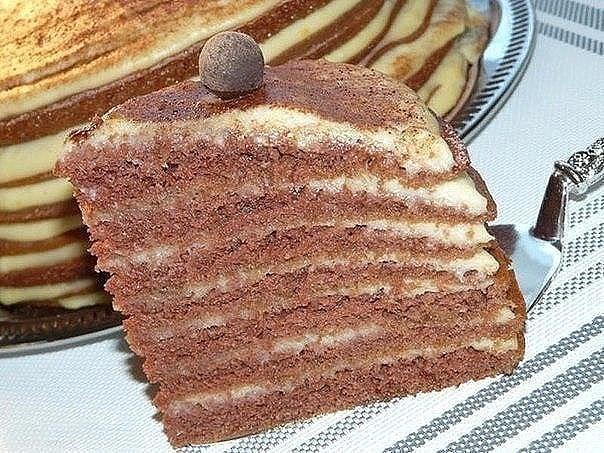 Не торт, а настоящий восторг. Уже бегу на кухню готовить! Удачный рецепт.