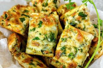 Обалденный завтрак для всей семьи! Вкуснейшие сырные греночки