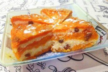 Потрясающе вкусный десерт, для тех, кто следит за фигурой.