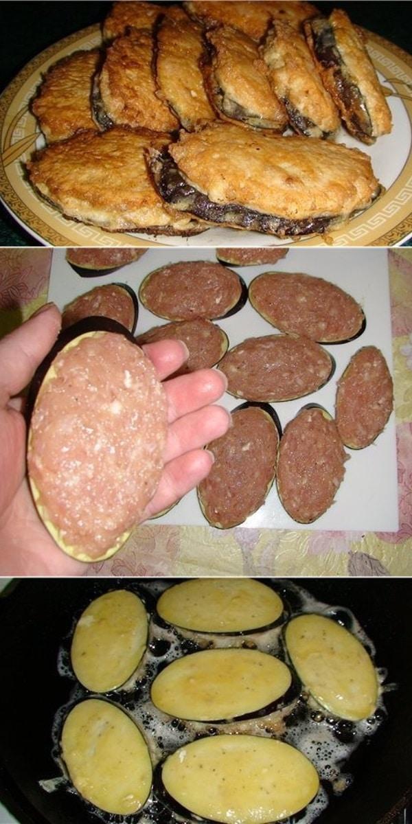 Все подруги выпрашивают рецепт. Жареные баклажаны «под мясом». Просто и вкусно!