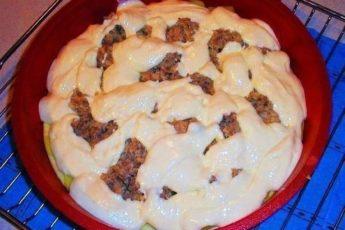 Это будет ваш любимый рецепт пирога на кефире. Воздушный, как пух!