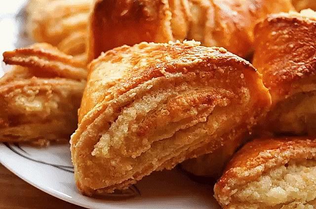 Чудесное печенье «Гата»: быстро, вкусно и необычайно ароматно!