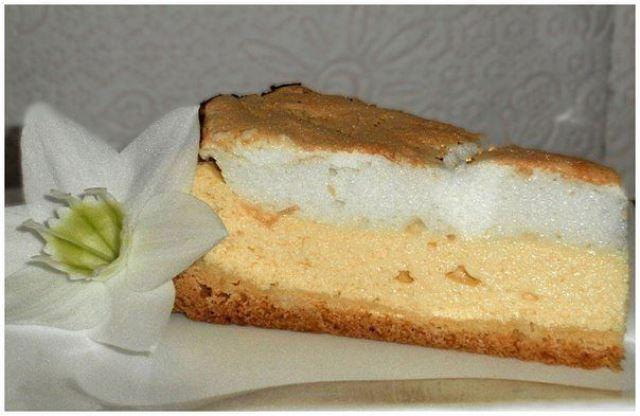 Творожный торт ″Слёзы ангела″. ВКуснятина — гости съедят сразу.