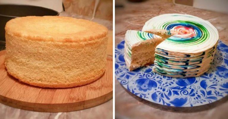 Торт больше не покупаю. Бомбезный рецепт десерта