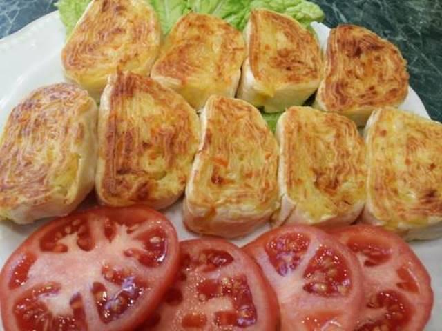 Быстрая закуска из лаваша, которая заменит пирожки и чебуреки! Так вы еще не готовили