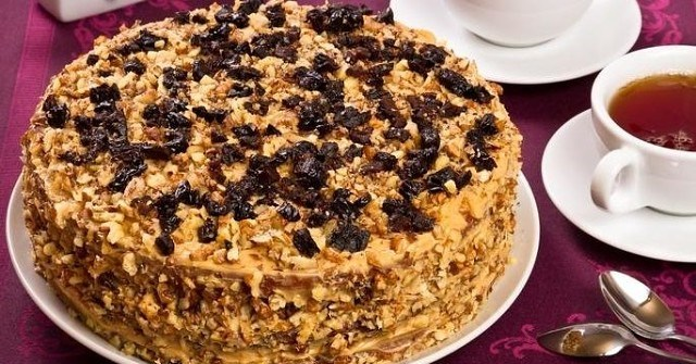 Такой тортик Вы еще не готовили